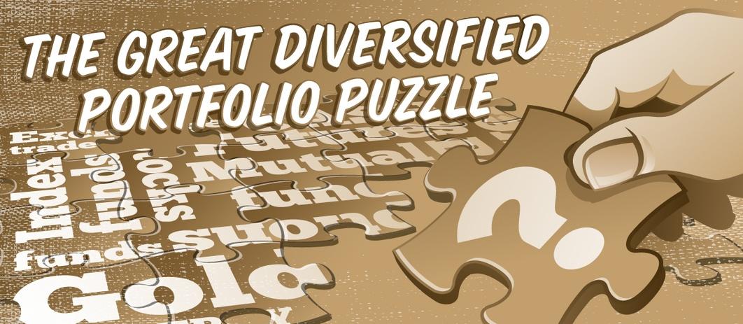 Portfolio puzzle desktop