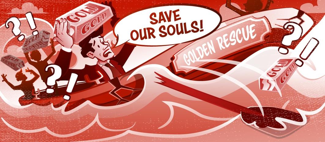 Is gold a safe life boat now desktop