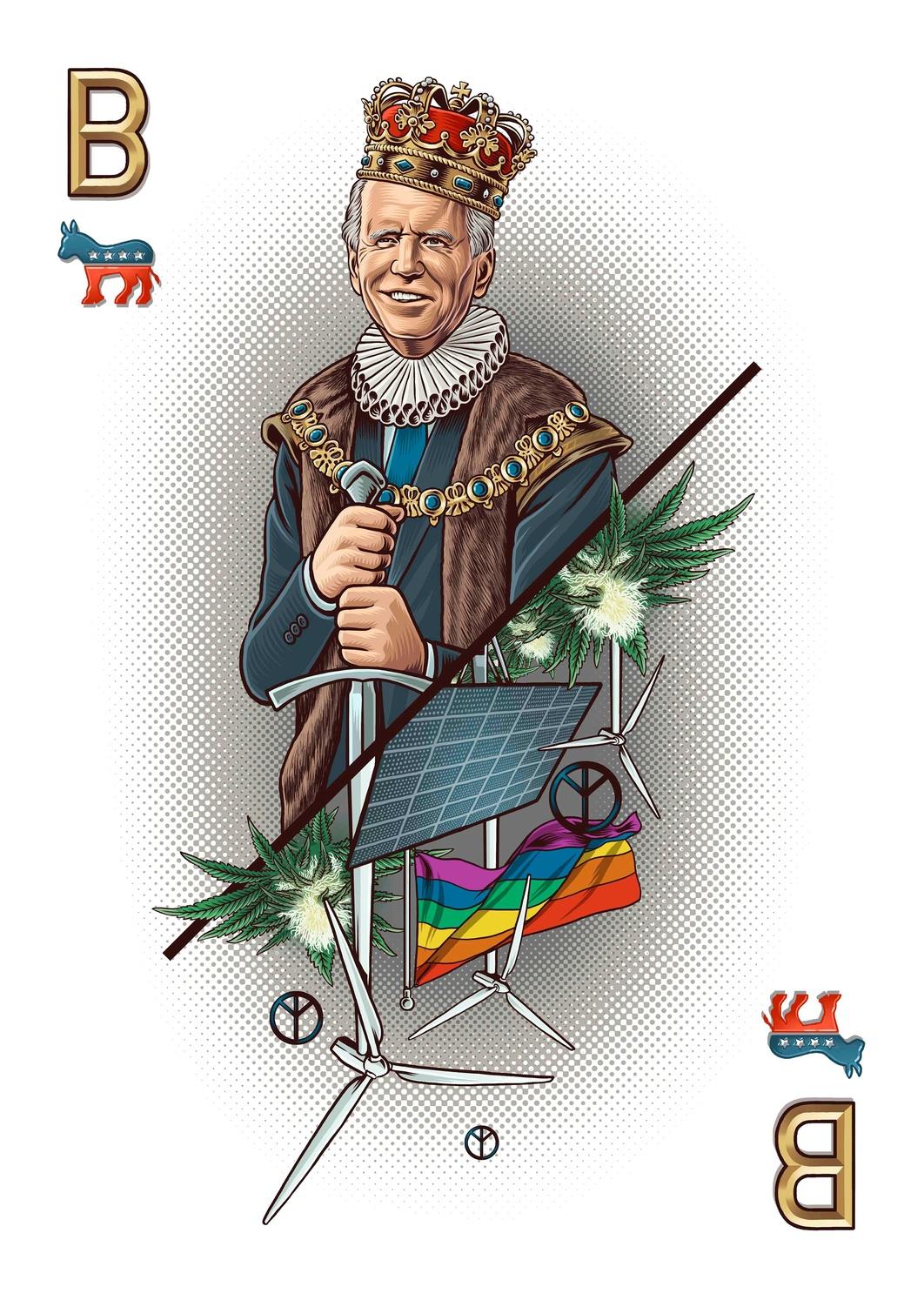Biden Card